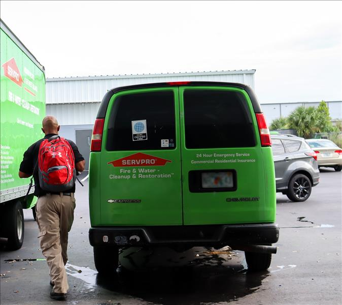 SERVPRO of Northwest Orlando employee